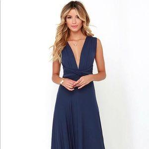 Lulus Maxi Dress